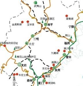 武汉到云南地图